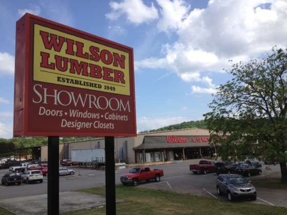 wilson lumber company Wilson bourg lumber & building supply in new orleans began selling lumber back in 1938 and later added building supplies to fully support the building construction.