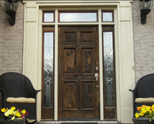 Top 3 reasons to install an Iron Door (3/4)