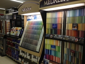 Paint Display
